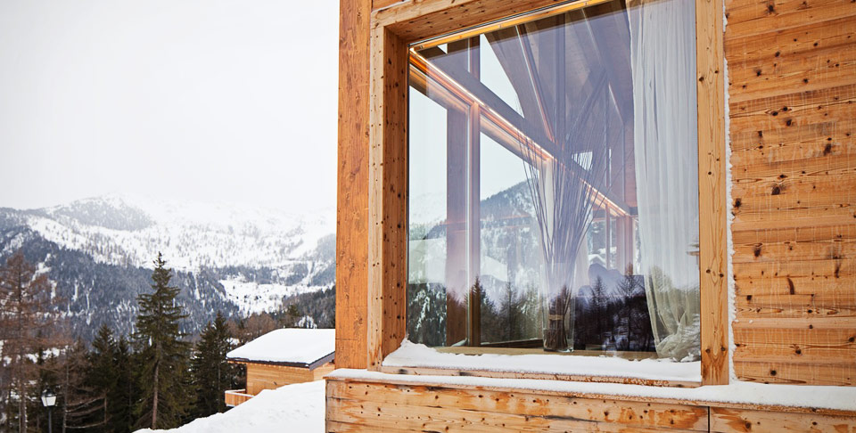 Chalet Janluke valley view